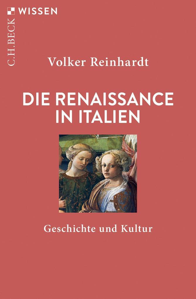 Die Renaissance in Italien als Taschenbuch