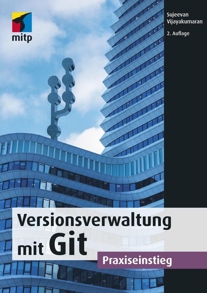 Versionsverwaltung mit Git als eBook epub