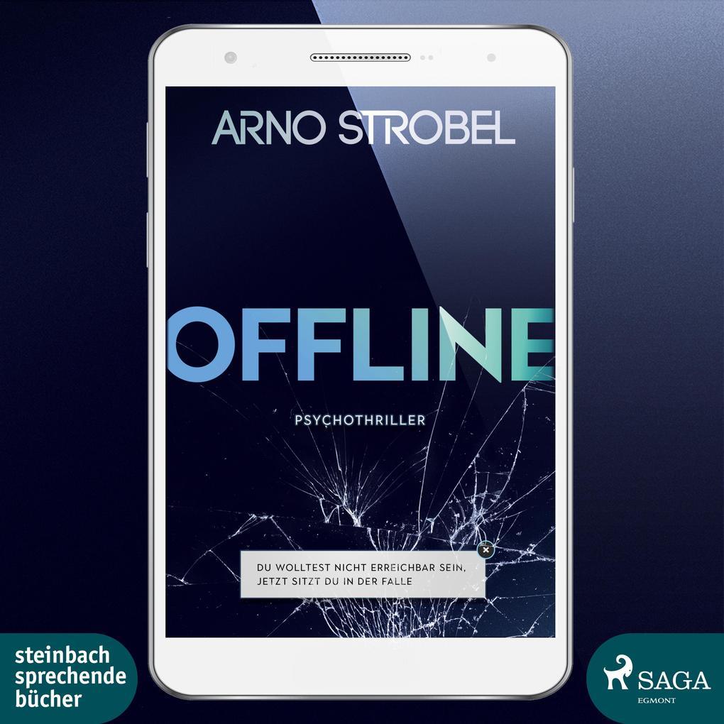 Offline als Hörbuch CD