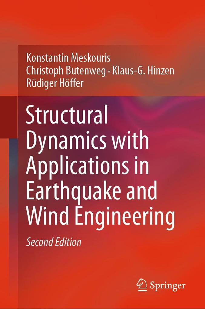 Structural Dynamics with Applications in Earthquake and Wind Engineering als eBook pdf