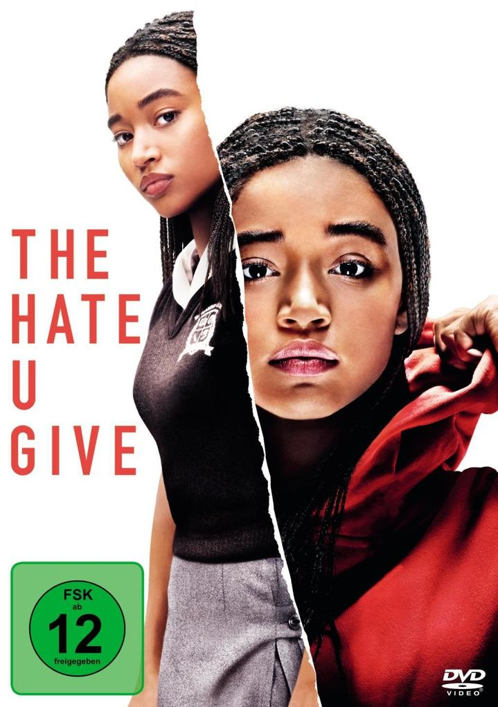 The Hate U Give als DVD