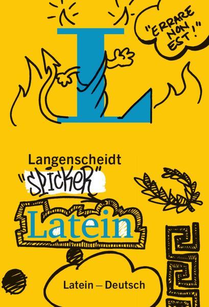 Langenscheidt Spicker Latein als Buch
