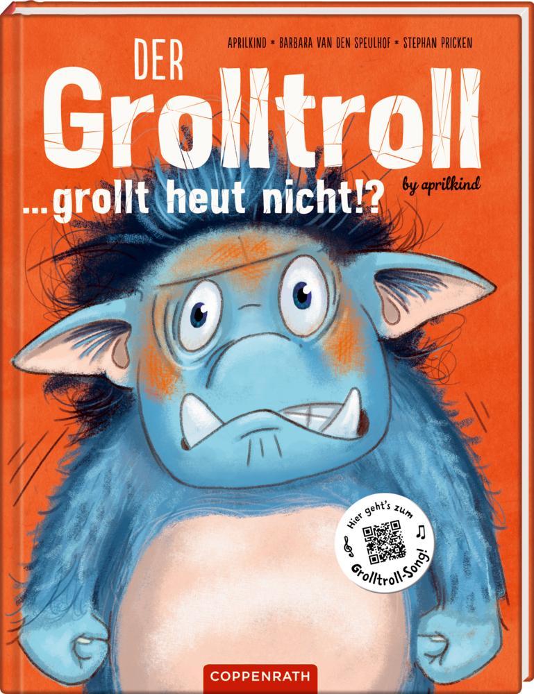 Der Grolltroll ... grollt heut nicht!? (Bd. 2) als Buch