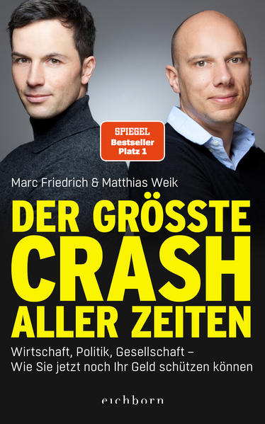 Der größte Crash aller Zeiten als Buch