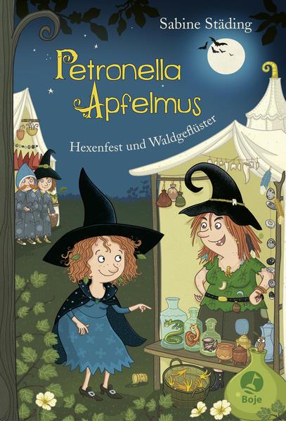 Petronella Apfelmus 07 - Hexenfest und Waldgeflüster als Buch (gebunden)