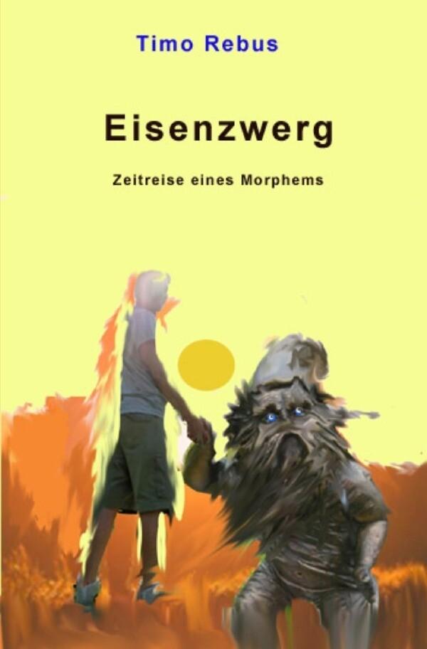 Eisenzwerg als Buch (kartoniert)