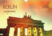 Berlin megacool (Wandkalender 2020 DIN A4 quer)