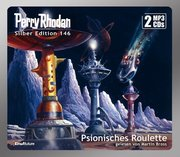Perry Rhodan Silber Edition (MP3 CDs) 146: Psionisches Roulette