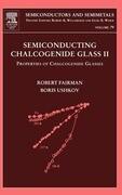 Semiconducting Chalcogenide Glass II: Properties of Chalcogenide Glasses