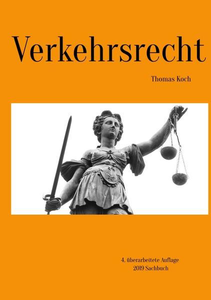 Verkehrsrecht als Buch (kartoniert)