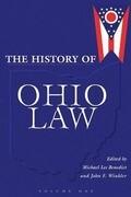 History of Ohio Law (2-Vol. Cloth Set)