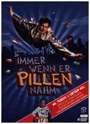 Immer wenn er Pillen nahm (alle 17 Folgen) - Special Edition inkl. Das Geheimnis der blauen Tropfen (alle 15 Folgen). 4 DVDs