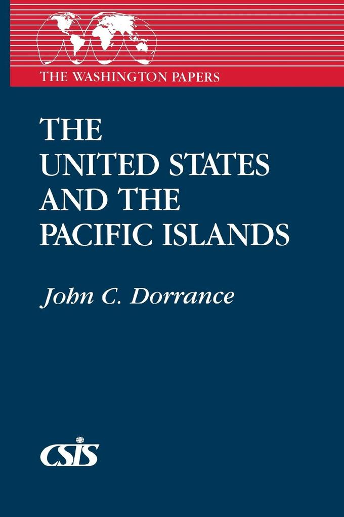 The United States and the Pacific Islands als Taschenbuch