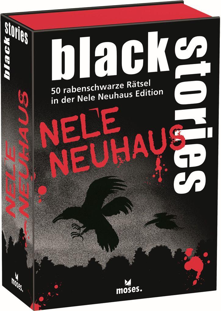 black stories Nele Neuhaus Edition als Spielware