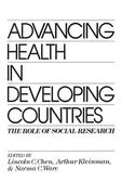 Advancing Health in Developing Countries: The Role of Social Research