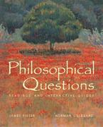 Philosophical Questions: Readings and Interactive Guides