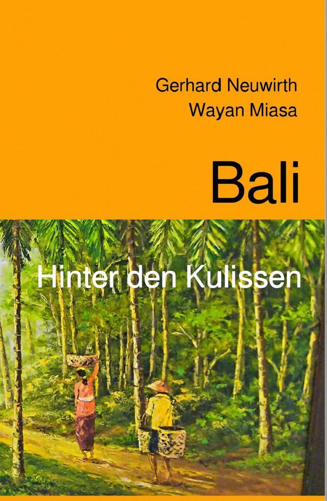 Bali als eBook