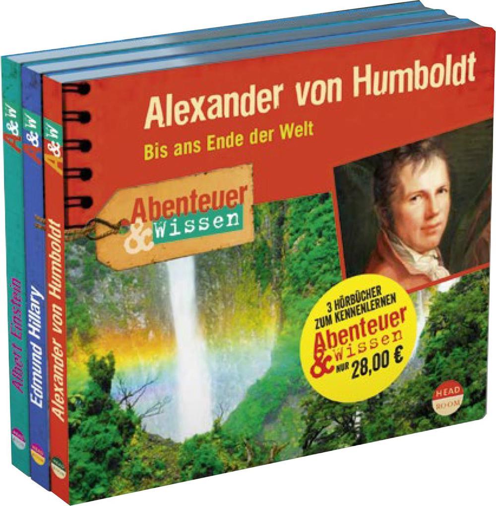 Abenteuer & Wissen Kennenlernangebot als Hörbuch CD