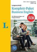Langenscheidt Komplett-Paket Business English - Sprachkurs mit 2 Büchern, 3 Audio-CDs und Software-Download