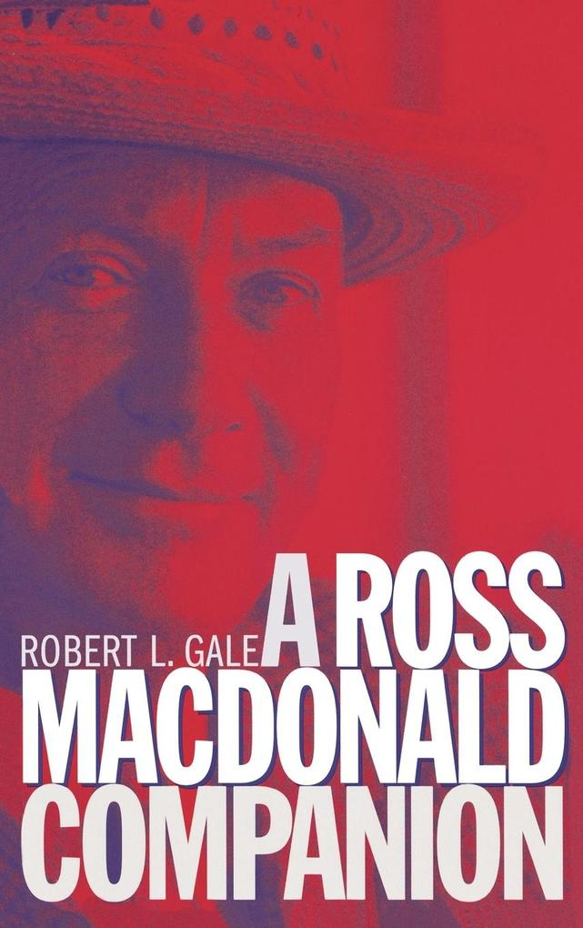 A Ross MacDonald Companion als Buch (gebunden)