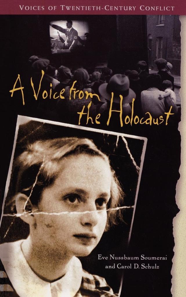 A Voice from the Holocaust als Buch (gebunden)