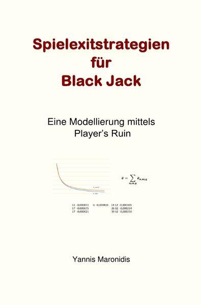 Spielexitstrategien für Black Jack als Buch