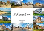 Kühlungsborn Impressionen (Wandkalender 2020 DIN A3 quer)