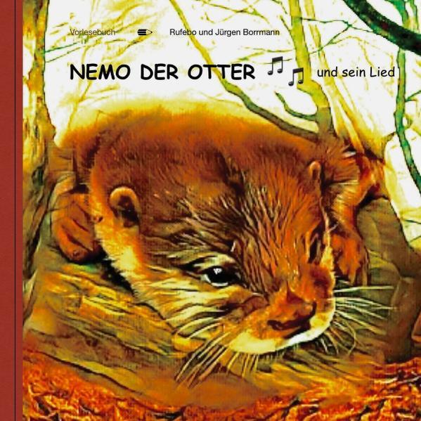 NEMO DER OTTER und sein Lied als Buch (kartoniert)