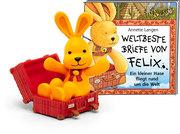 Tonie - Felix: Weltbeste Briefe von Felix