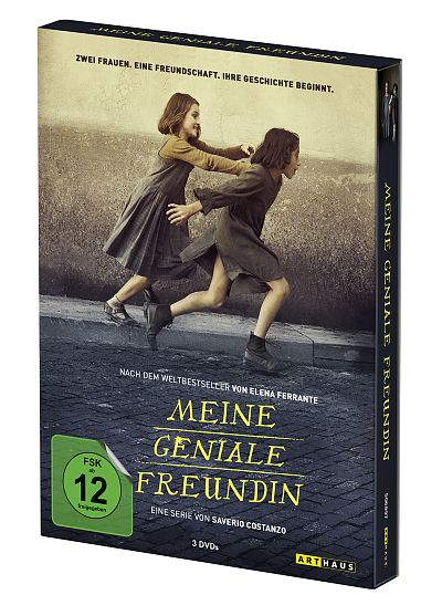 Meine geniale Freundin - 1. Staffel. Collector's Edition als DVD