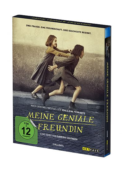 Meine geniale Freundin - 1. Staffel. Collector's Edition als DVD