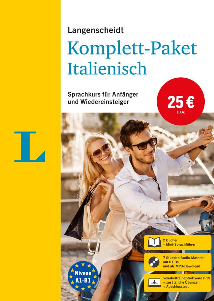 Langenscheidt Komplett-Paket Italienisch als Buch
