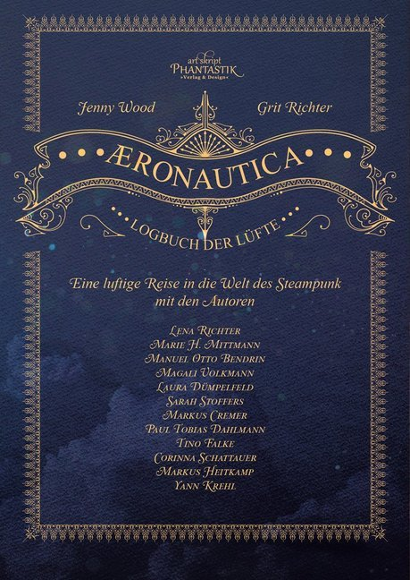 Aeronautica als Buch