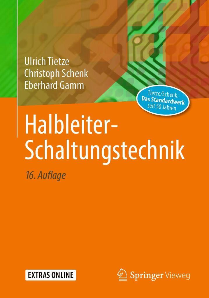 Halbleiter-Schaltungstechnik als Buch (gebunden)