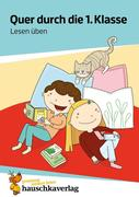 Quer durch die 1. Klasse, Lesen üben - Übungsblock