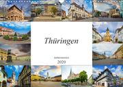 Thüringen Impressionen (Wandkalender 2020 DIN A3 quer)