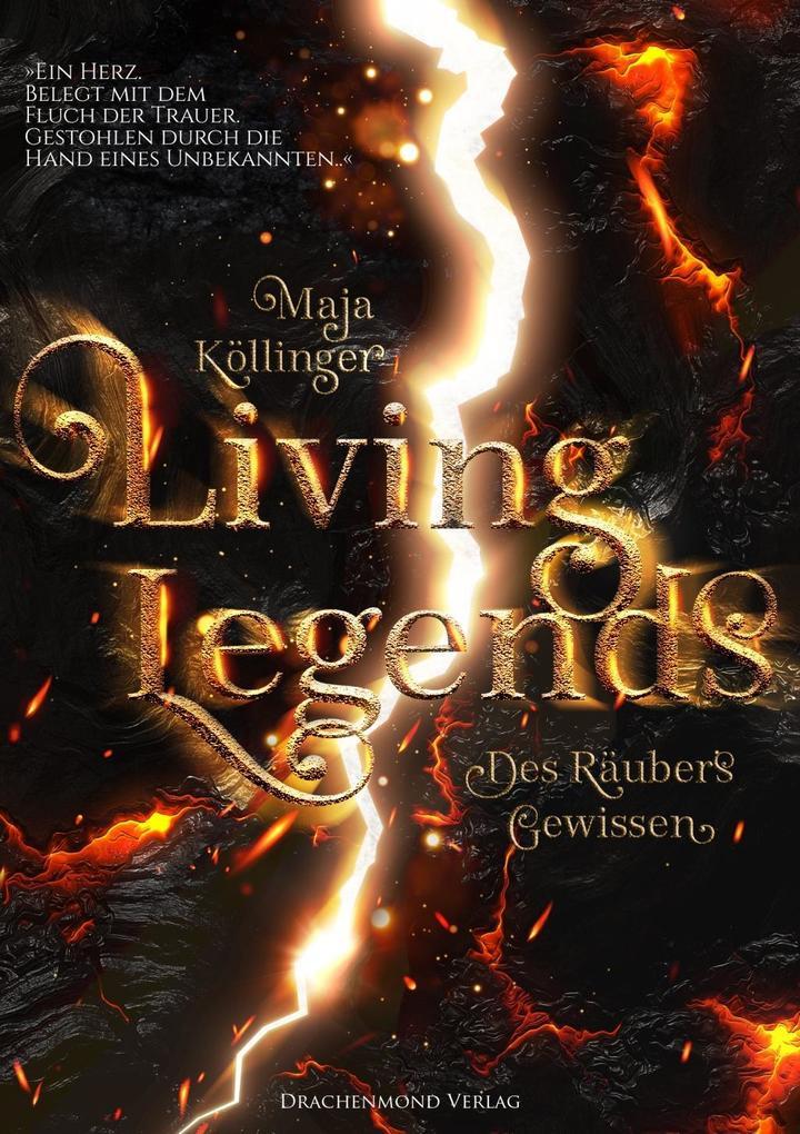 Living Legends als Buch