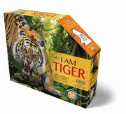 Madd Capp Shape Puzzle Tiger 550 Teile