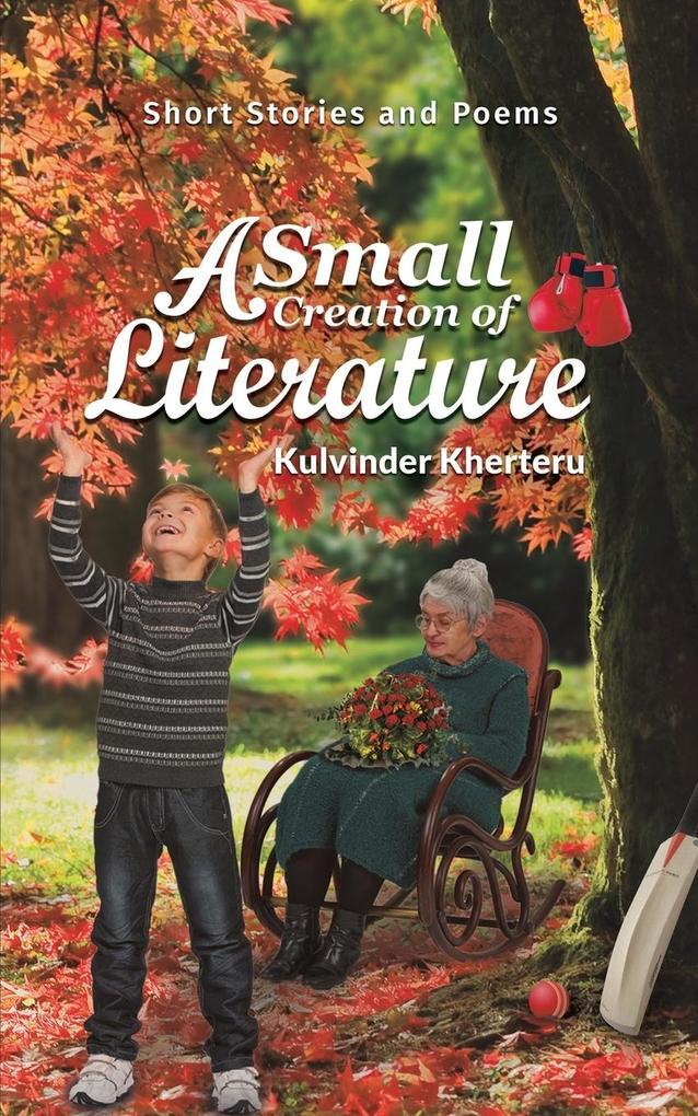 A Small Creation of Literature als Taschenbuch
