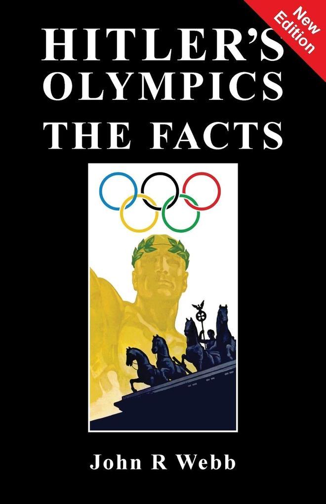 Hitler's Olympics als Buch (gebunden)