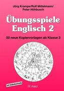 Übungsspiele Englisch 2