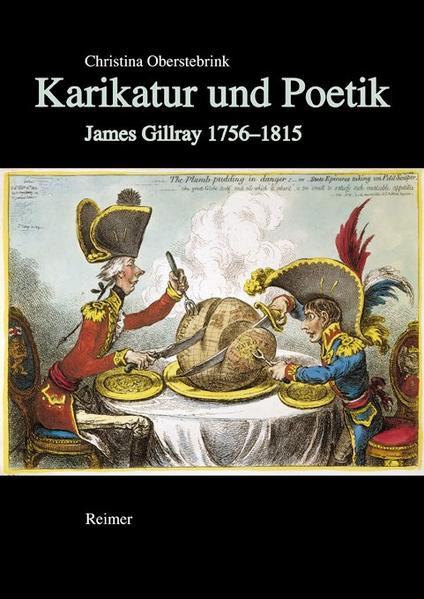 Karikatur und Poetik als Buch von Christina Obe...