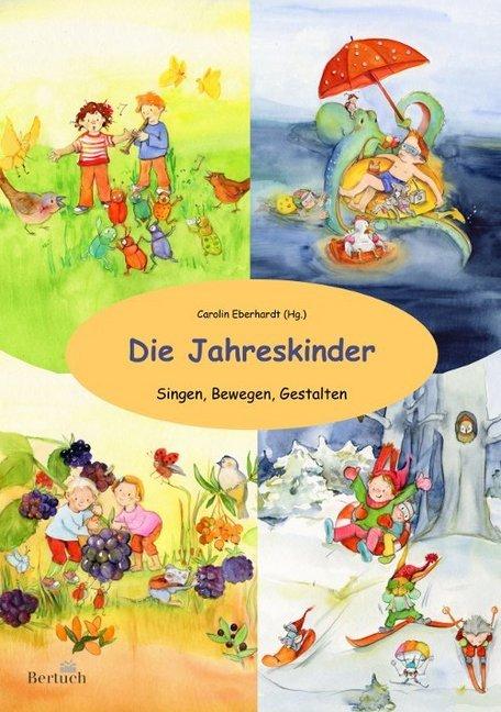 Die Jahreskinder Buch Kartoniert