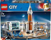 LEGO® Space Port - 60228 Weltraumrakete mit Kontrollzentrum