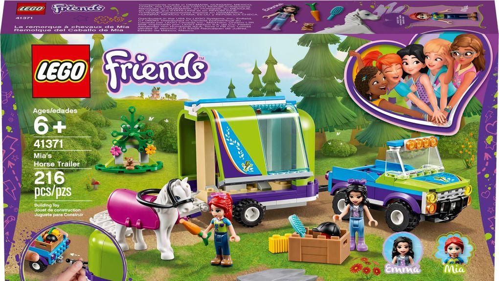 LEGO® Friends - 41371 Mias Pferdetransporter als sonstige Artikel