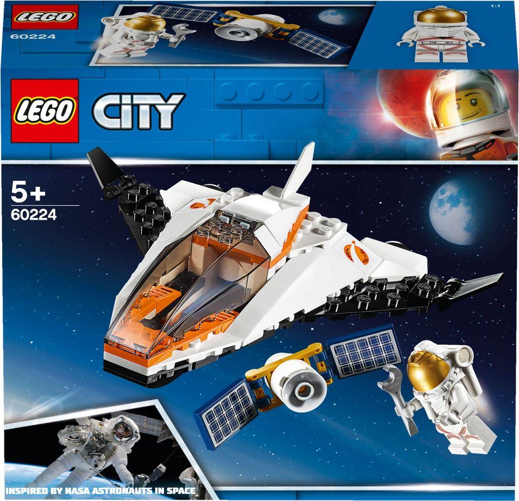 LEGO® Space Port - 60224 Satelliten-Wartungsmission als sonstige Artikel