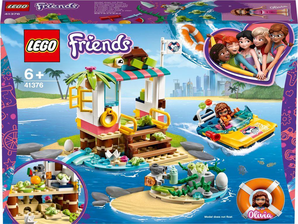 LEGO® Friends - 41376 Schildkröten-Rettungsstation als sonstige Artikel