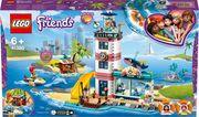 LEGO® Friends - 41380 Leuchtturm mit Flutlicht