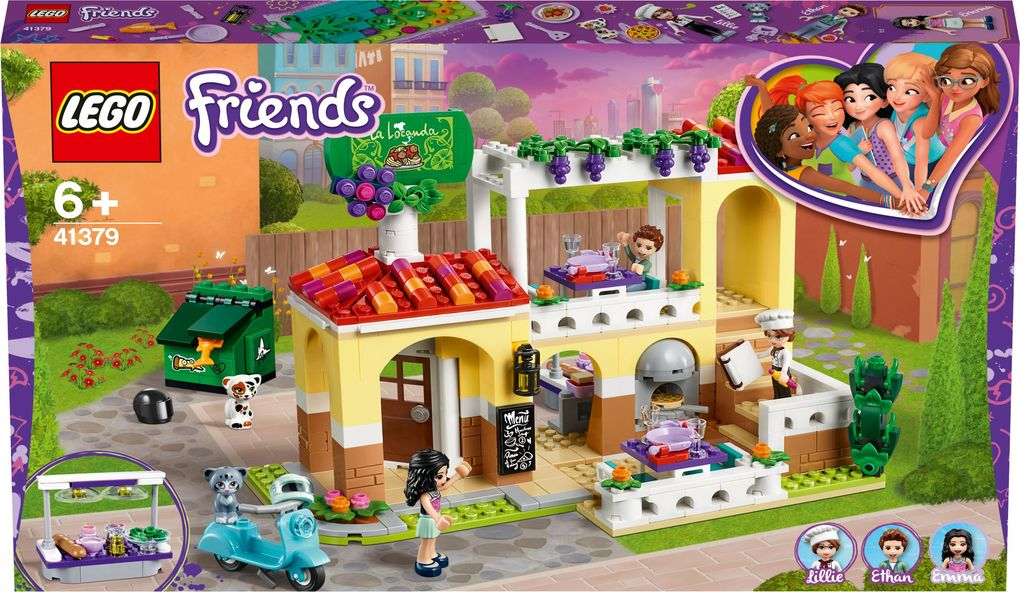 LEGO® Friends - 41379 Heartlake City Restaurant als sonstige Artikel