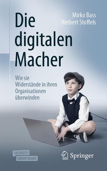 Die digitalen Macher als Buch